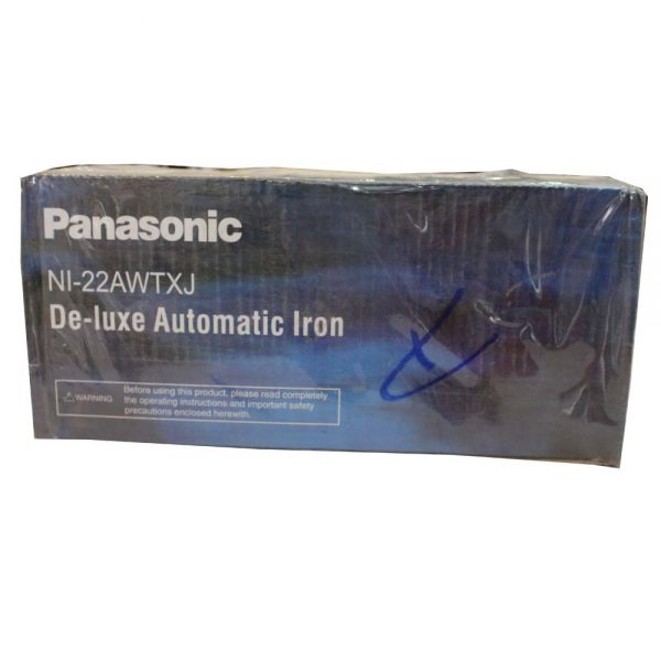 Panasonic Iron 2 Years warranty