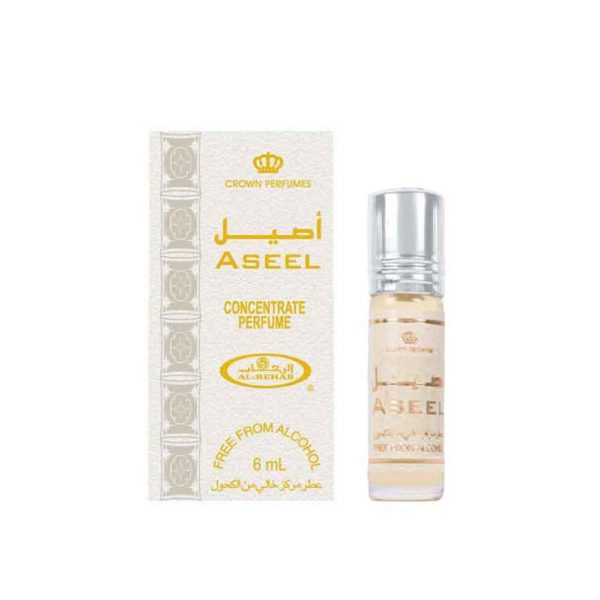 Crown Perfume Body Spray aseel Color