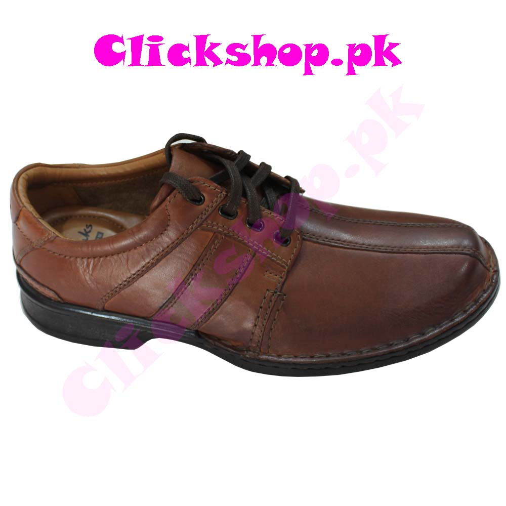 d6cac752136 Dark Brown Shoes for Young Boys – Brand Clark – ClickShop
