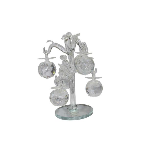 Radiant Glass design light for table decoration in pakistan