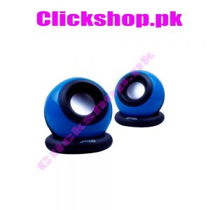 JeDel bLUE Color USB Speaker - shop online in pakistan