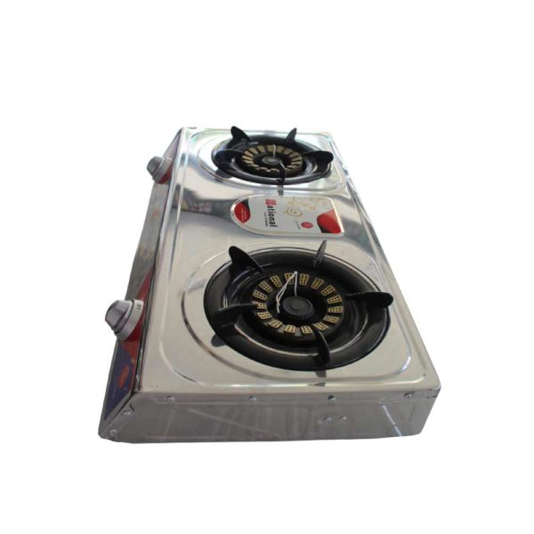 Pakistani double gas cooker - online shop in pakistan, kpk, mardan, peshawar, islamabad, swat, mingora, china market.