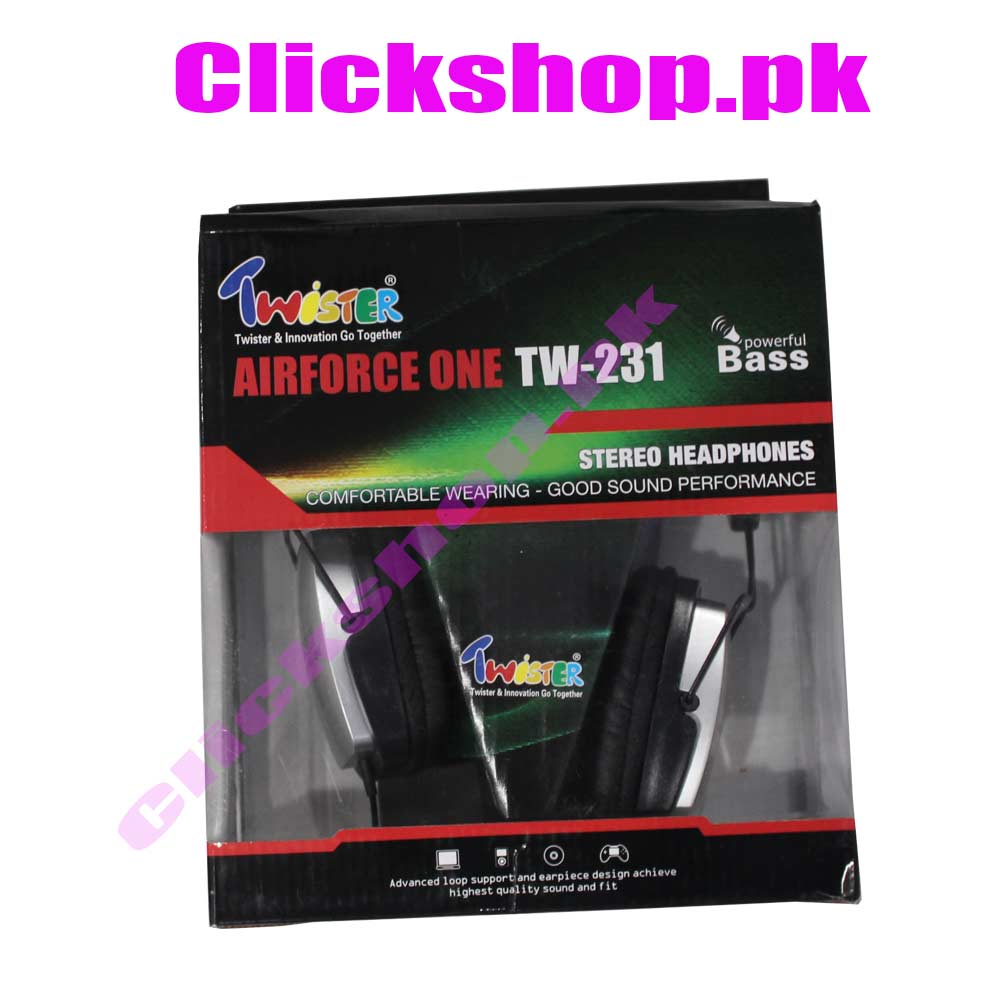 outlet store e3bce ce7ca Twister Air Force One TW-231 - shop online in pakistan