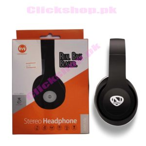 Stereo Headphone Microdigit Real Bass Blaster Model MD021 - shop online in pakistan
