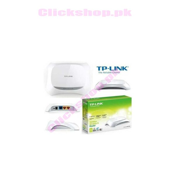 TP Link 150 Mbps Wireless and Router TL-wr720N - shop online in pakistan