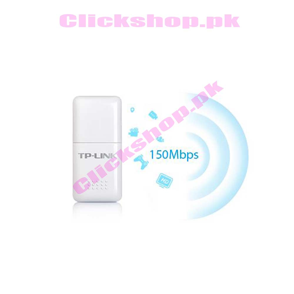 Tp Link Tl Wn723n 150mbps Mini Wireless N Usb Adapter Daftar Harga Wifi 150 Mbps And Adaptor Shop Online In Pakistan
