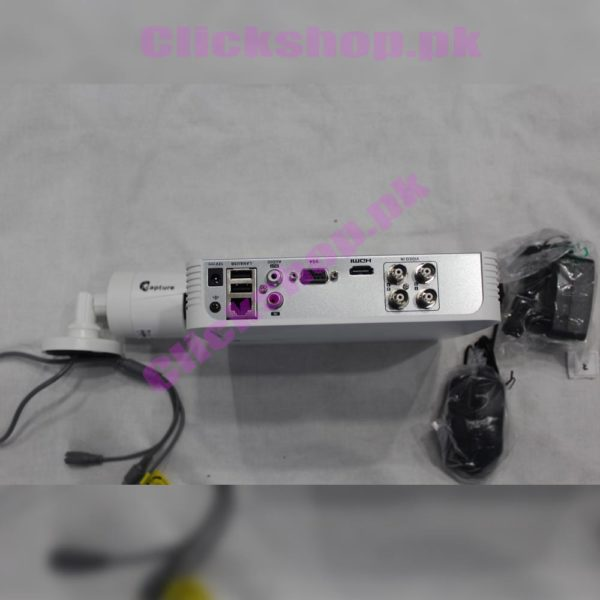 capture CCTV Security Camera recorder with Security Camera - shop online in pakistan